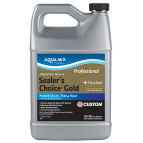 Aqua Mix Sealers Choice Gold - Rapid Cure